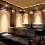 Дизайн домашнего кинотеатра