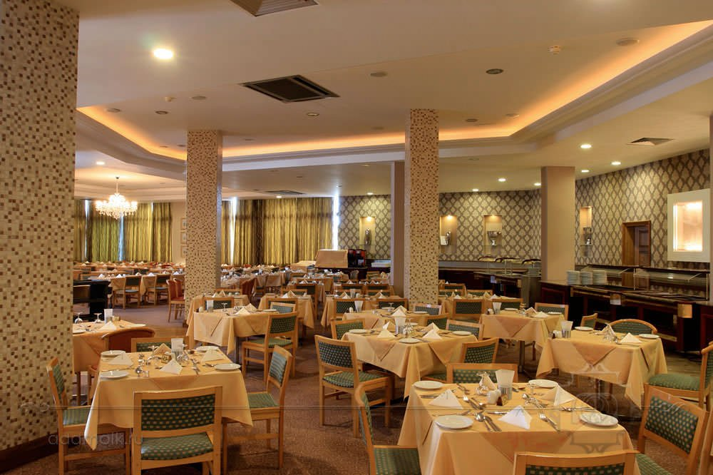 дизайн ресторанов в гостиницах