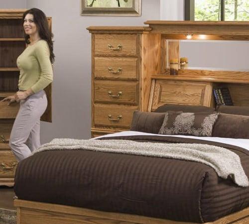 мебельный сейф в интерьере